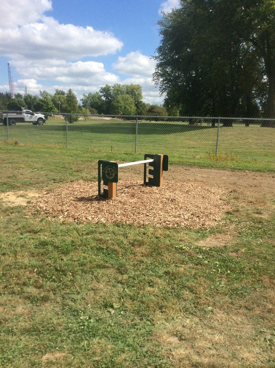 New dog park feature Sept 2019 (a)