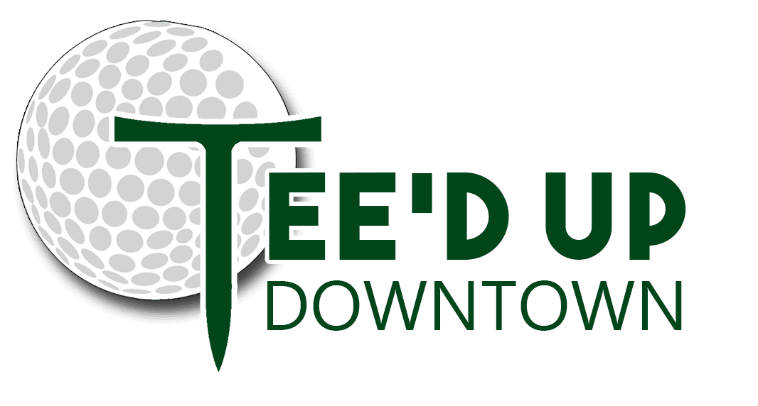 Teed Up DT Logo
